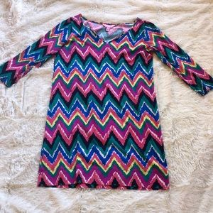 Lilly Pulitzer Tunic Dress